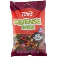 Toms Grænse Mix 900g