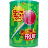 Chupa Chups Lollipops Fruit 1200g