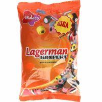 Malaco Ny Lagerman Konfekt 900 g