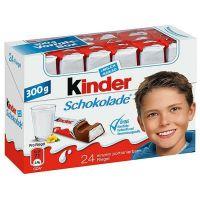 Ferrero Kinder Chokolade 300 g